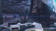 Halo 4 Majestic Cascade Skyline 1