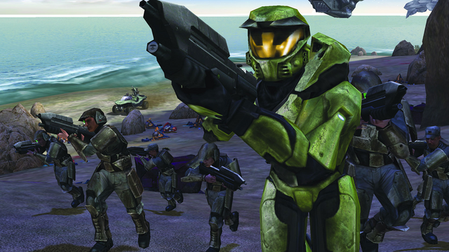 File:HCE Gameplay MasterChiefCharging.png