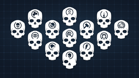 Halo 4 Skulls
