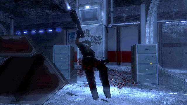 File:The Unnamed NMPD officer being shot in the Data Hive.jpg