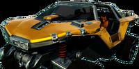 Civilian Warthog