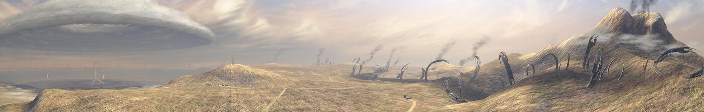 Kenya Panorama