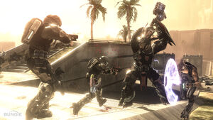 H3ODST Firefight SecurityZone3
