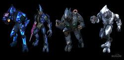 Halo Reach elites 1