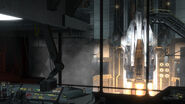Halo- Reach - Saber Launch