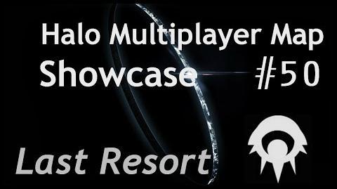 Halo Multiplayer Maps - Halo 3 Last Resort