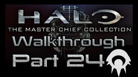 Halo- The Master Chief Collection Walkthrough - Part 24 - High Charity