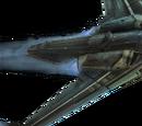 B-65 Suborbital Long-Range Bomber