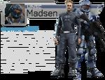 Madsen 660