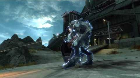 Halo Reach E3 2010 Trailer