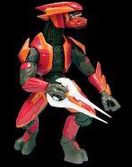 Halo2 s6 elite red