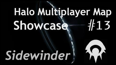 Halo Multiplayer Maps - Halo 1 Sidewinder