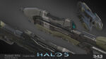 H5G Render AssaultRifle-ProjectionRemoved