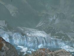 Halo Reach - Babd Catha Ice Shelf