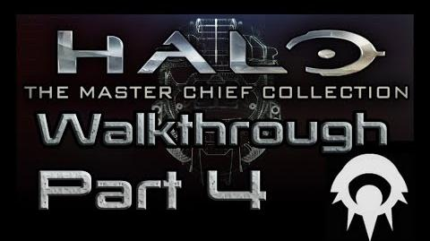 Halo- The Master Chief Collection Walkthrough - Part 4 - The Silent Cartographer