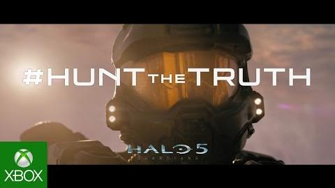 Halo 5 Guardians Master Chief Ad