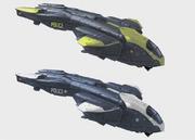 Concept police pelicans