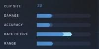 Halo Online - Weapon Statistics - Assault Rifle - ROF