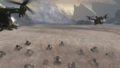 UNSC Attack