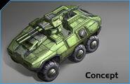UNSC Cougar Concept