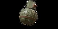M9 High-Explosive Dual-Purpose grenade