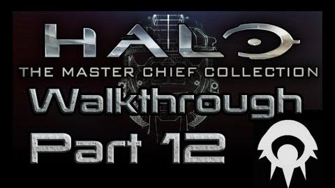Halo- The Master Chief Collection Walkthrough - Part 12 - The Armory