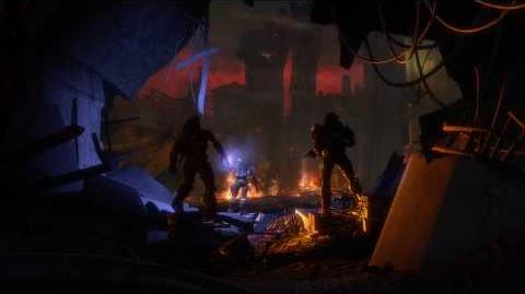 "Halo Reach ""The Battle Begins"" Campaign Trailer"