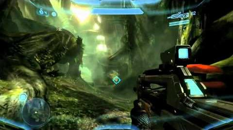 Halo 4 - E3 2012 Microsoft Press Conference Gameplay Demo HD