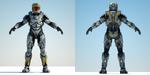 H2A Render Centurion-FrontBack-2View