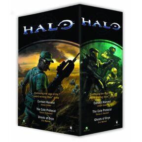 Halo Boxed Set