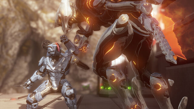 File:Halo 4 Second Battle Of Requiem Wetwork VS Knight.jpg