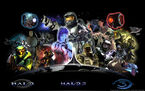 Halo Generations by Halcylon