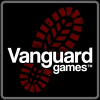 Vanguard Games Logo