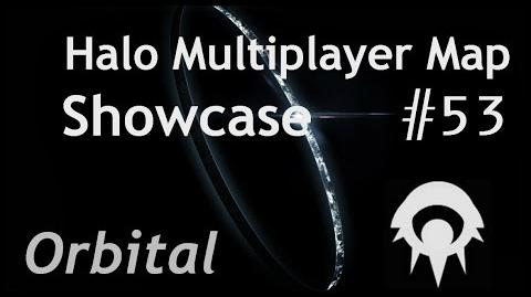 Halo Multiplayer Maps - Halo 3 Orbital