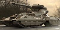 M808B Main Battle Tank