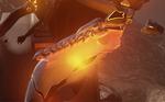 Promethean Knight Blade Arm