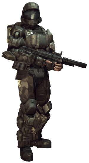Halo3 ODST Rookie
