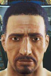 Louie Face