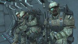 Mitchell first deployment