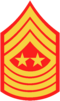UNSC-MC Command Sergeant Major