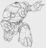 Drinol Fight Pose