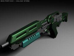 145 Rifle