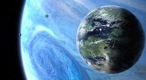 Planet - Ballast