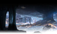 Siege of Sirona Forerunner Cave Battle