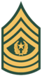 UNSC-A Command Sergeant Major