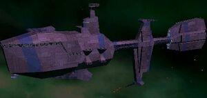 Aegis-class frigate
