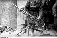 Type 8 Machine Gun