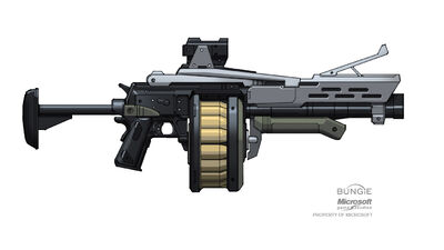 Rhizus-grenade-launcher