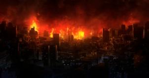 Burning philadelphia
