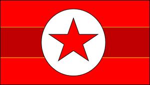Koslovic Party Flag